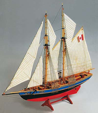 Constructo 1/135 Bluenose II Kit