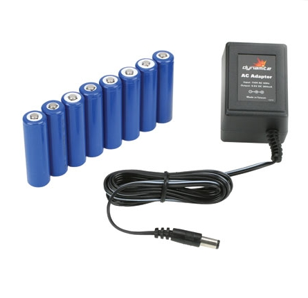 2300mAh Transmitter NiMH Conversion Kit: FUT, HRC